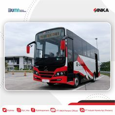 PT Inka Uji Prototype Bus Listrik E-Inobus Trucks, Truck