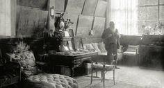 Claude Monet - studio