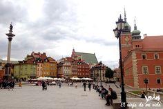 Diarios de viaje: recorrido de un día por Varsovia