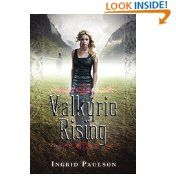 Valkyrie Rising (Hardcover) by Ingrid Paulson