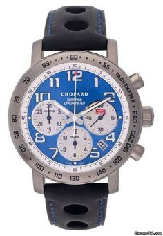 Chopard MILLE MIGLIA CHRONOGRAPH - TITANIUM - RACING LIMITED EDITION
