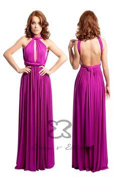Eliza & Ethan Multi-Wrap Dress Tutorial - Style 1