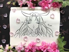 Here you can see Great Fairy from The Legend Of Zelda - The Minish Cap The Minish Cap, White Gel Pen, Some Words, Gel Pens, Box Art, Legend Of Zelda, Fanart, Let It Be, My Love