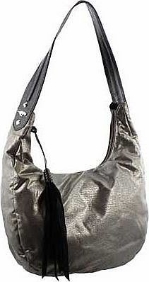 Rocket Dog Yarrow Hobo Bag - Pewter This fashionable womens splashproof hobo bag has 3 internal pockets. piping detail on the handle and a large black tassle zip. The metal Rocket Dog logo completes the look. Perfect for school. shoppin http://www.comparestoreprices.co.uk/handbags/rocket-dog-yarrow-hobo-bag--pewter.asp