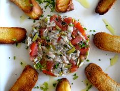 Delicious Ceviche at www.casamiaproject.blogspot.it