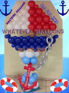 Nautical birthday Idea