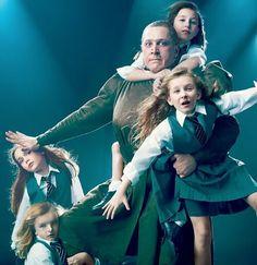 Matilda ( all four of them)