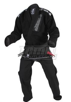 Gameness Pearl Weave Jiu Jitsu Gi - Black A3 by Gameness. $110.99