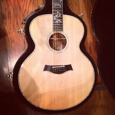 My new 2004 Taylor 12 string Brazilian wood guitar. ~DM  #guitar #acoustic #instagram  Free DL of Pretty: http://mp3.com/free-mp3/miggs-pretty/