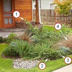More Ornamental Grasses | Using Rain Gardens to Keep Waterways Pollution-Free | This Old House