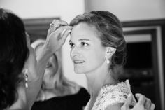 Wedding Hair, Stylist: Paula J Dahlberg - Utah Wedding   http://caratsandcake.com/sarahandjohn