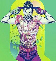 Joker by FictionAddict0801 on DeviantArt