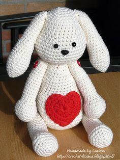 Crochet-licious: Knijntje van Nennedesign Kooppatroon € 3,50