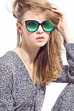 Diamond Candy Womens Sunglasses UV Protection Polarized eye glasses Goggles UV400 43BG -- More info could be found at the image url.Note:It is affiliate link to Amazon. #lifestylestore