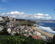 Viña del Mar, Chile - where I studied abroad Santa Lucia, Jamaica, Places Around The World, Around The Worlds, Places To Travel, Places To Go, Trinidad Y Tobago, Voyager Loin, Bahamas