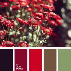 """""""пыльный"""" зеленый, """"пыльный"""" коричневый, алый, бордовый, винный красный, винный цвет, зеленый, коричневый, красный, осеннее сочетание цветов, осенние оттенки, подбор цвета для осени, почти черный цвет, темно-фиолетовый, цвет крови, цвета"""