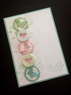 Stampin' Up! Australia: Kylie Bertucci Independent Demonstrator: Stampin' Up! Convention 2015 Gold Coast - Swaps