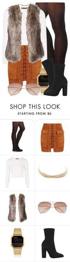 """""""11 24 16 Happy Thanksgiving Everyone"""" by miizz-starburst ❤ liked on Polyvore featuring Charlotte Russe, WithChic, Topshop, H&M and Nixon"""