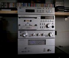 Grundig Hifi Mini Anlage, MT200, MCF600, MXV100, MA100