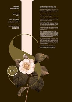 Poster By Xavier Esclusa / Executive Meditation on Behance