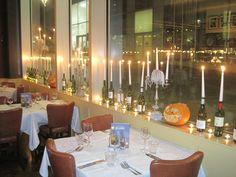 Brasserie Blanc Milton Keynes Halloween 2012