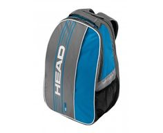 HEAD Elite Backpack - http://www.closeoutracquets.com/tennis-and-racquetball-bags/tennis-bags/head-elite-backpack/