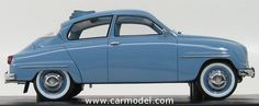 NEO SCALE MODELS NEO18021 1/18 SAAB 96 1963 OPEN ROOF