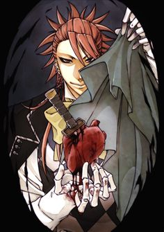 Kuroshitsuji - Joker by pandabaka.deviantart.com on @deviantART