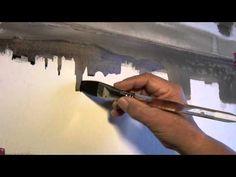 Watercolor classes Juan Pena #4