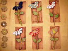 ZŠ a MŠ Lipová  - Fotoalbum - Keramika - Keramika 2010 - 2011 - Keramika-výrobky květen 2011 014