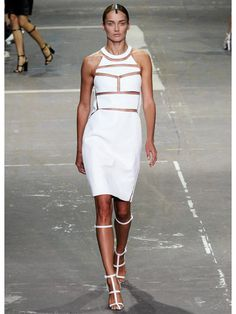 Alexander Wang. Spring 2013 Fashion Trends - Best Trends from Spring 2013 Fashion Week - Marie Claire