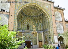 Tehran's mosques, churches need more care: Official  More attention is needed to care for some 2,400 mosques and religious centers in the Iranian capital city of Tehran, an official says. #iFilm