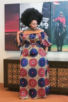 Hello,Today we bring to you 'Ankara Styles for Plus Sized Ladies'. Plus sized ladies have been findi African Maxi Dresses, African Fashion Ankara, Latest African Fashion Dresses, African Print Fashion, African Attire, Latest Ankara Styles, African Traditional Dresses, Plus Size Fashion, Fashion Outfits