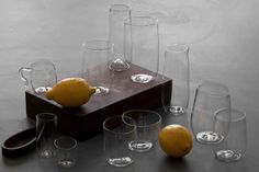 Malfatti Glass line of glasses