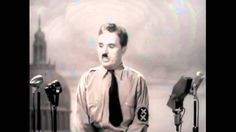 "Charlie Chaplin's speech from ""The Great Dictator"" together with Hans Zimmer's ""Time"" from the movie ""INCEPTION"" = EPIC!!! Like on Facebook: https://www.face..."