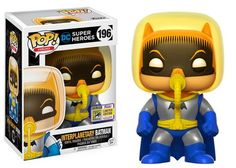 SDCC 2017 Exclusives Wave 5: DC!   Funko - Pop! Heroes: Interplanetary Batman #SDCC2017 Exclusive