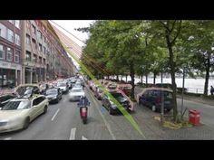 Smartes Parkplatz Management mit Hilfe des Münchner Startup Cleverciti Systems - jetzt auch international auf Expansion dank großer Kapitalspritze.