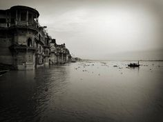 Andreas H. Bitesnich Flooded Ghat Varanasi India />Included in the book INDIA Varanasi, Our World, Incredible India, Photo Art, Portrait Photography, The Incredibles, Gallery, Artwork, Book