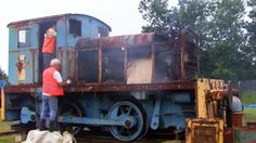 Diesel Engine Brought Back To Life After 10 Years! Bring Back, Bring It On, Move Car, Diesel Engine, Preston, 10 Years, United Kingdom, Engineering, Watch