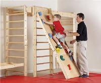 Indoor kids play equipment