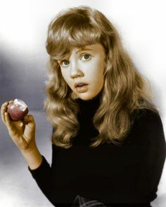 "Hayley Mills ""Disney's Golden Girl"" who starred in Pollyanna, The Parent Trap, So Dear To My heart, and others..."