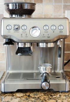 DREAM Espresso Machine Craftsman Series: Pantechnicon Linea Mini La Marzocco COFFEE ...