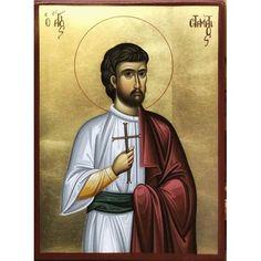 Άγιος Σταμάτιος Religious Icons, Athens, Greece, Baseball Cards, Greece Country, Athens Greece