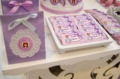 Sofia the First Birthday Party Ideas | Photo 8 of 16 | Catch My Party