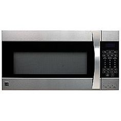 This is the microwave we're going to buy
