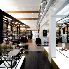Shoe Palace by Double Europe, Los Angeles – California » Retail Design Blog