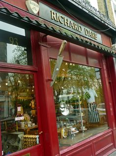 Richard Dare, 93 Regent's Park Road, London NW1 8UR, Image by Homegirl London