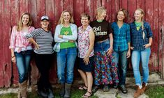 Making it as a female farmer in a man's world   US news   The Guardian