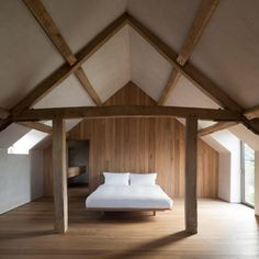 Dezeen's top 10 architecture trends of 2020 Prefabricated Cabins, Timber Companies, John Pawson, Timber Cladding, Terrazzo Flooring, Self Design, Extra Rooms, Architect House, Dezeen