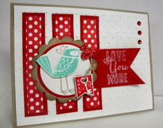 Stampin ' Up! - 'Love you More'
